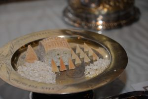 adormiţi, pomenire, Proscomidie, Liturghie, miride