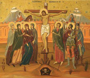 Răstignirea Domnului, Cruce, Jertfă, Patimi