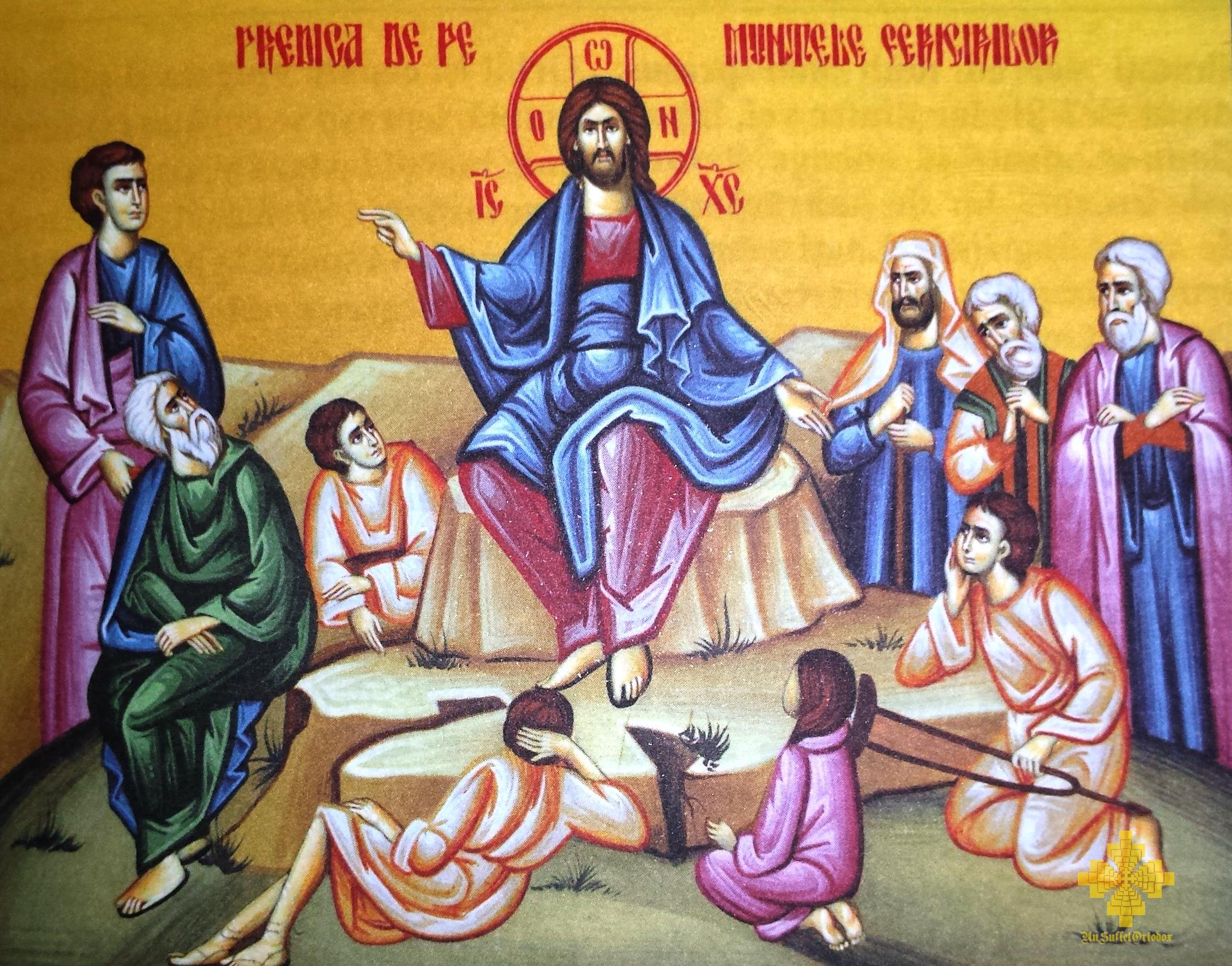 Image result for FERICIRILE - PREDICA DE PE MUNTE