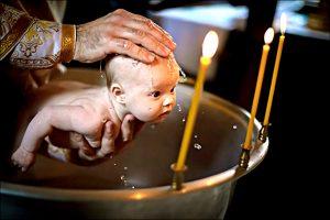 Botez, întreita afundare, păcatul strămoşesc