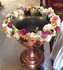 cristelniţă, flori
